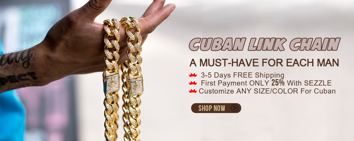 CUBAN LINK CHAINS