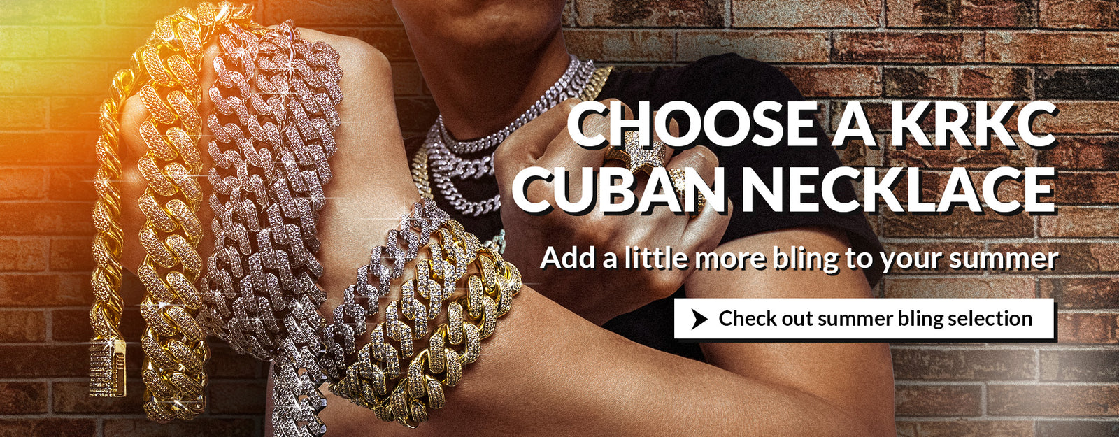 ICED CUBAN LINK SETS