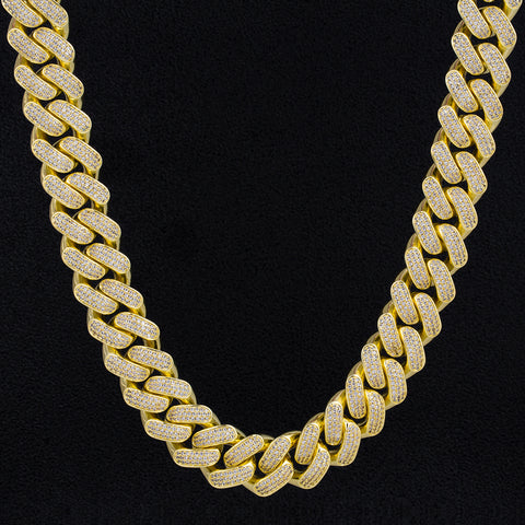 krkco-18mm-14k-gold-iced-out-diamond-cut-cuban-link-chain