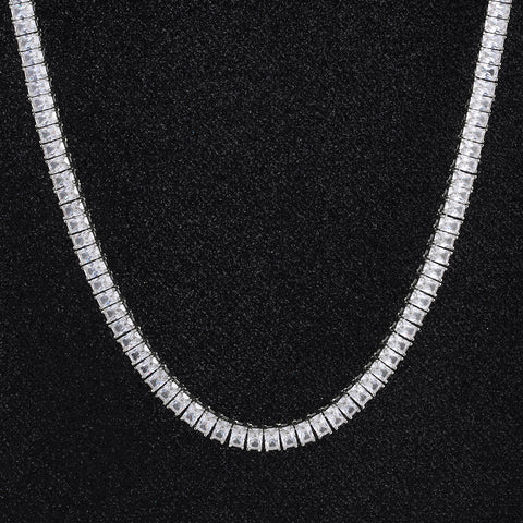 krkco-4-6mm-white-gold-iced-out-baguette-cut-tennis-chain