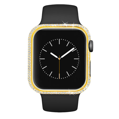 Luxury Apple Watch Cover for Apple Watch Series 5/4 in 14K Gold
