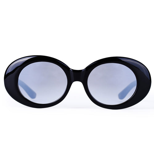 Black Hip-hop Vintage Sunglasses KR1012-krkcom