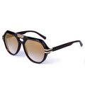 (Presale)Black Oversized Designer Sunglasses for Men KR1003-krkcom