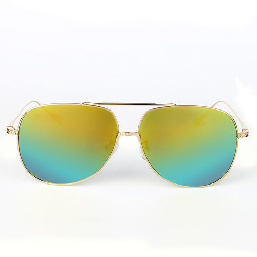 Oversized Classic Aviator Sunglasses for Men KR1005-krkcom