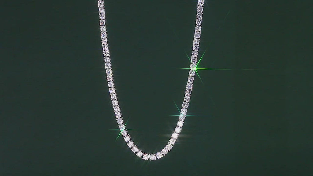 5mm tennis chain from KRKC&CO