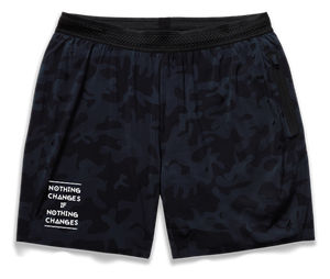 Session Short - Black Camo