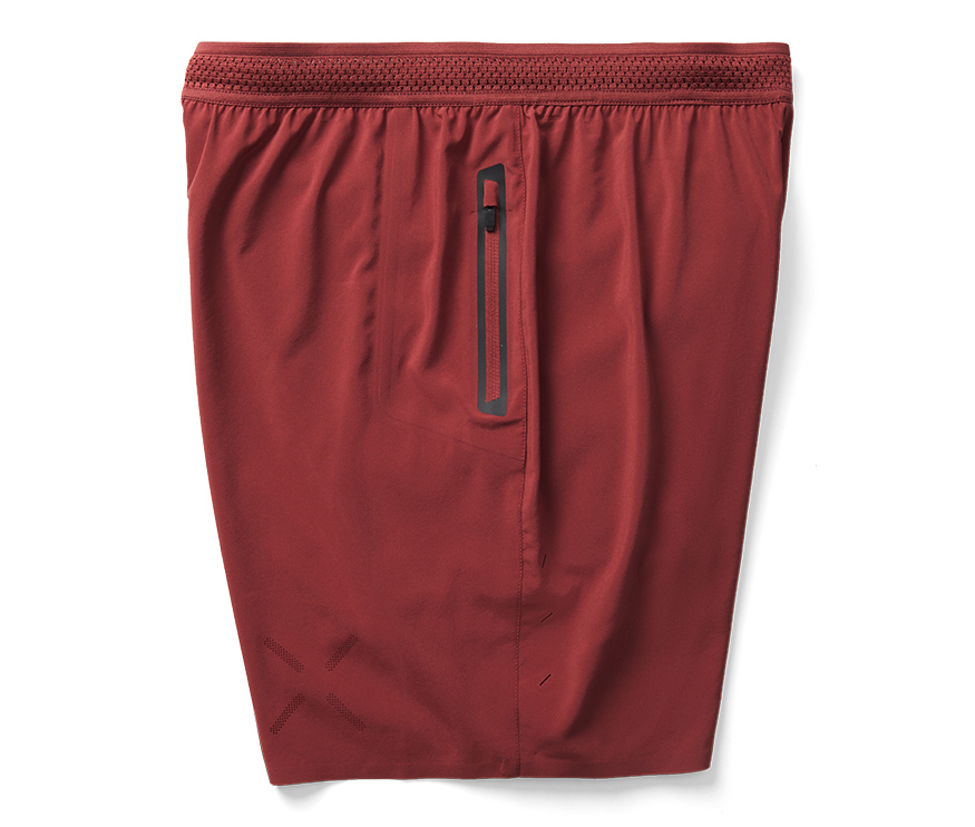 Session Short - Brick Red