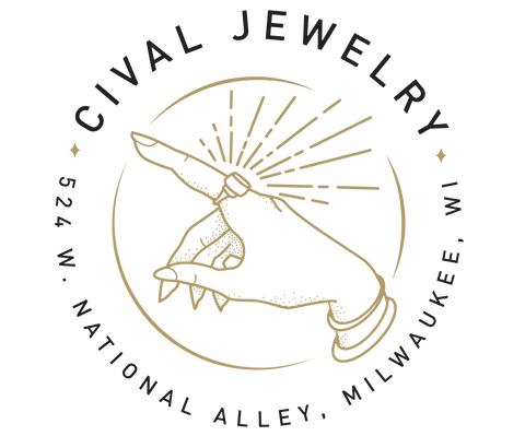 Cival Jewelry 524 W. National Ave Milwaukee WI, 53204