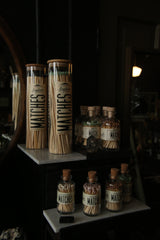 Vintage Apothecary Fireplace Matches from Made Market Co.