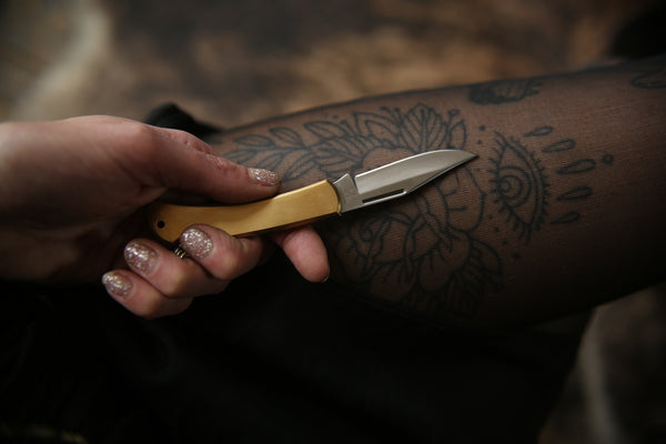 Rudy Pocket Knife
