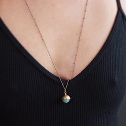 See handmade jewelry by Cival Collective at Show of Hands Chicago.