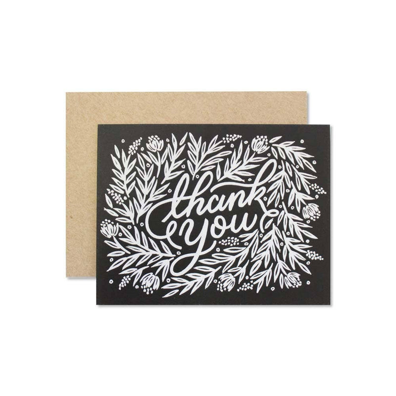 Thank You Card from Wild Hart Paper