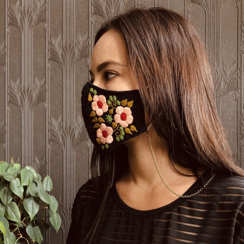 Chain Accessory for Face Mask