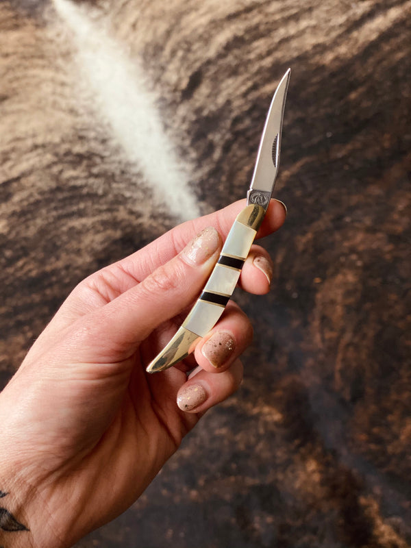 Amina Pocket Knife