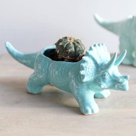 Dinosaur Planter from Lisa Angel