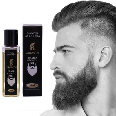 B-GROWTH Beard Growth Oil