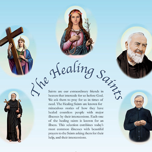 Who are the Healing Saints?