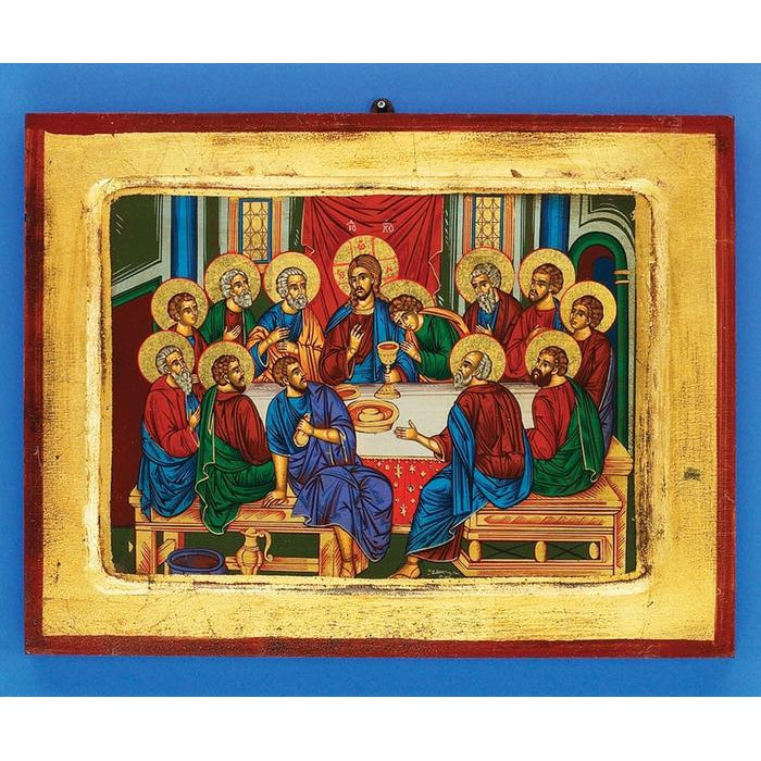 Last Supper - Gold Leaf - 2 Sizes