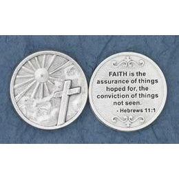 Christian Token - Faith