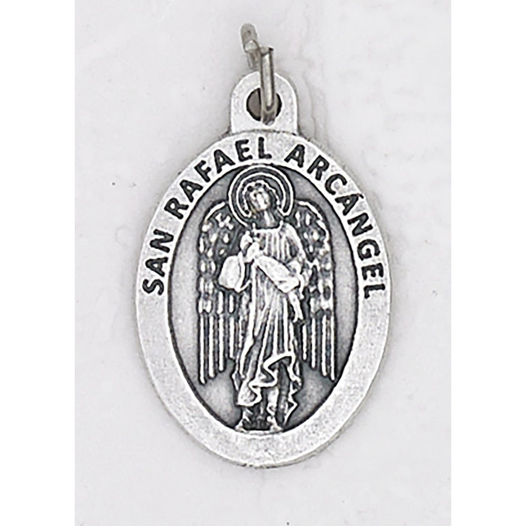 San Rafael Arcangel Premium Spanish Medal - 4 Options