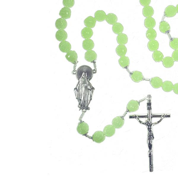 Glow in the Dark Wall Rosary