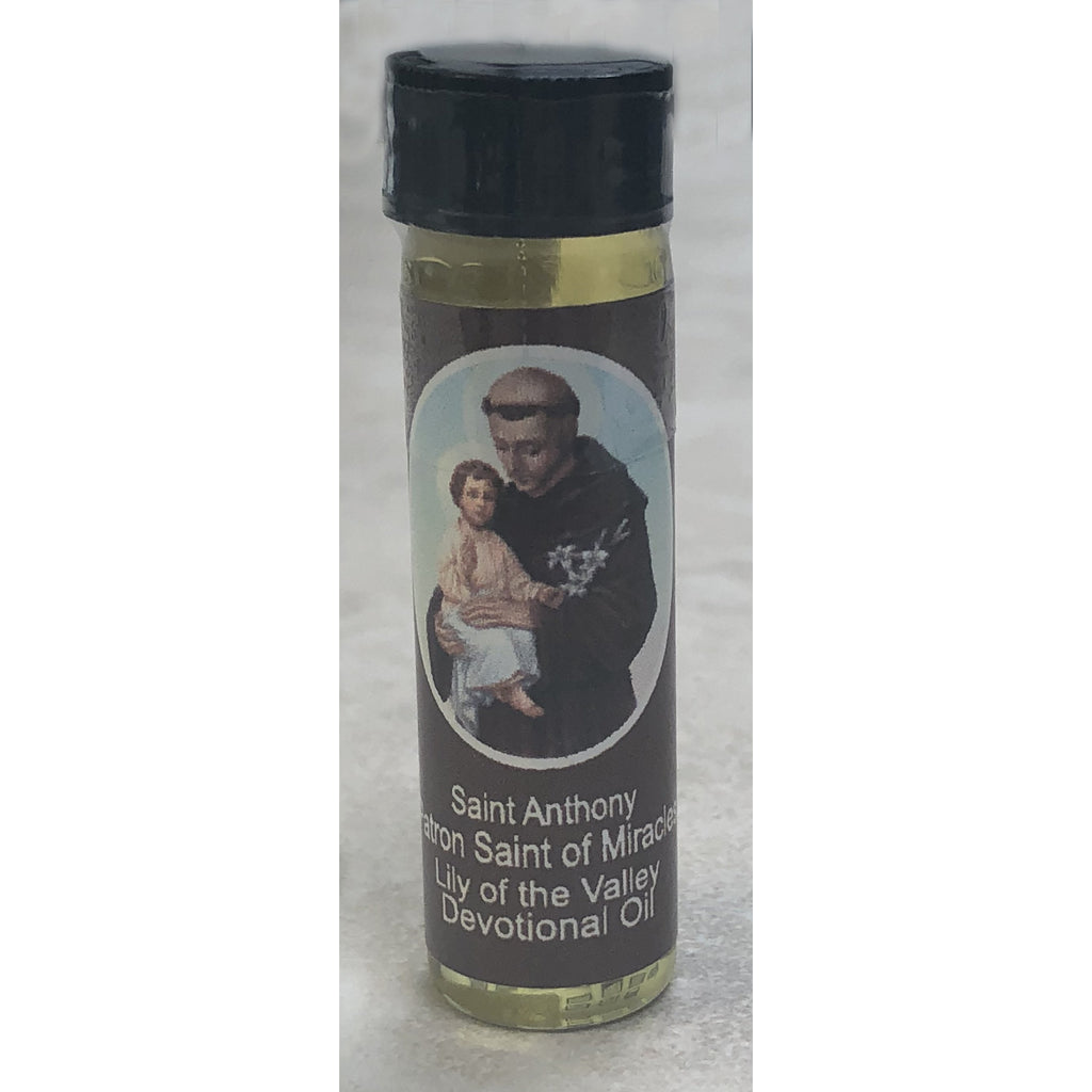 Saint Anthony Devotional Oil