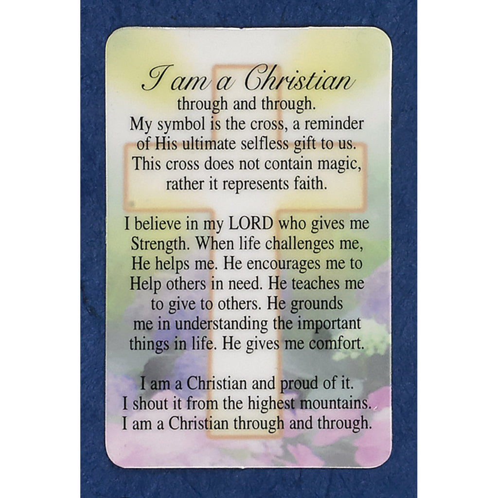 Christian Prayer Cards