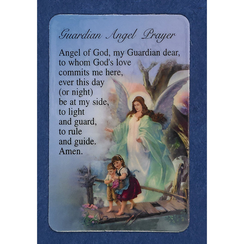 Guardian Angel Prayer Cards