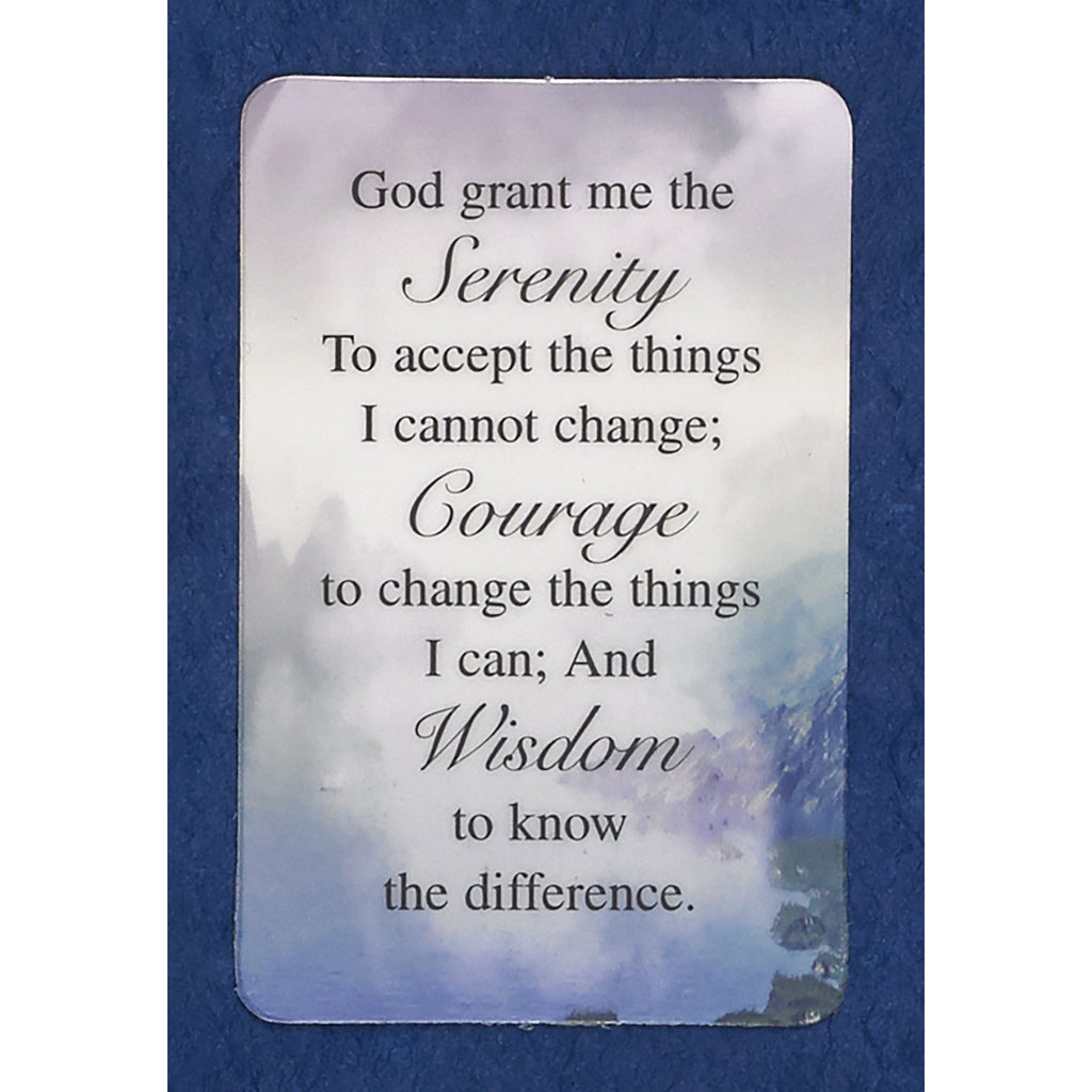 Serenity Father Prayer Cards