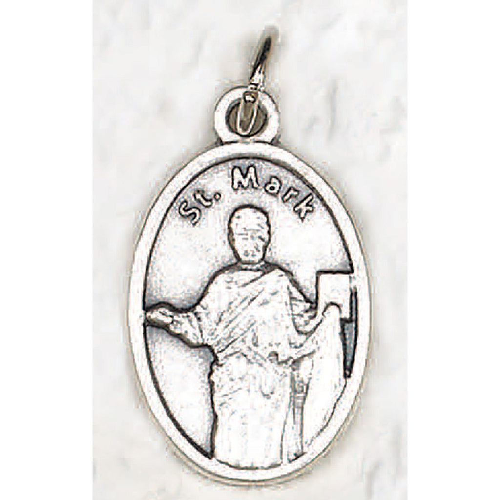 St. Mark Pray for Us Medal - 4 Options