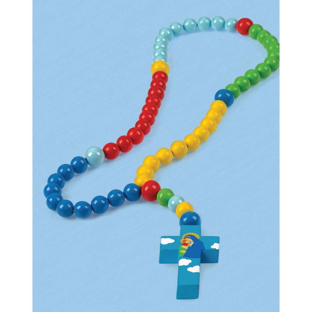 Colorful Light of the World - Baby Rosary