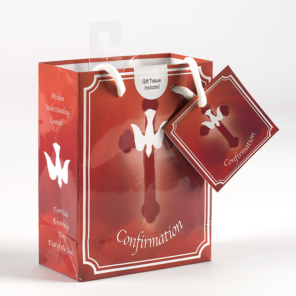 Confirmation Gift Bag - Pack of 12 - Small Bags