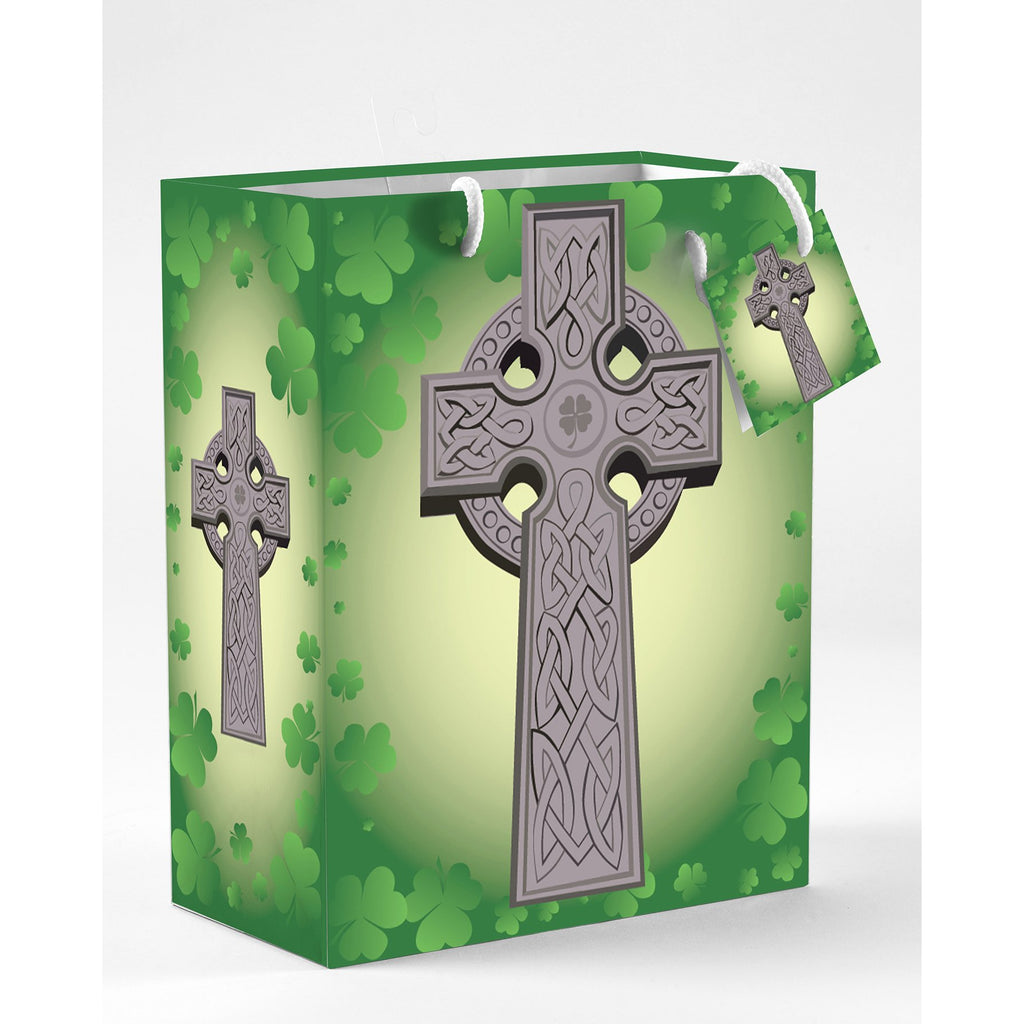 Celtic Cross Gift Bag