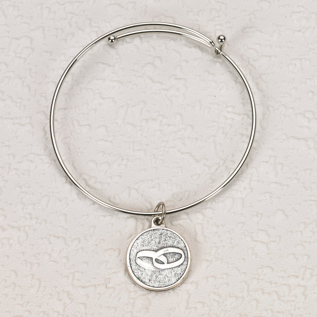 Unity Rings (Wedding/Anniversary) Bangle Bracelet