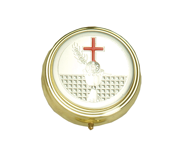 Holy Communion - Pyx - 2 Sizes -REDUCED