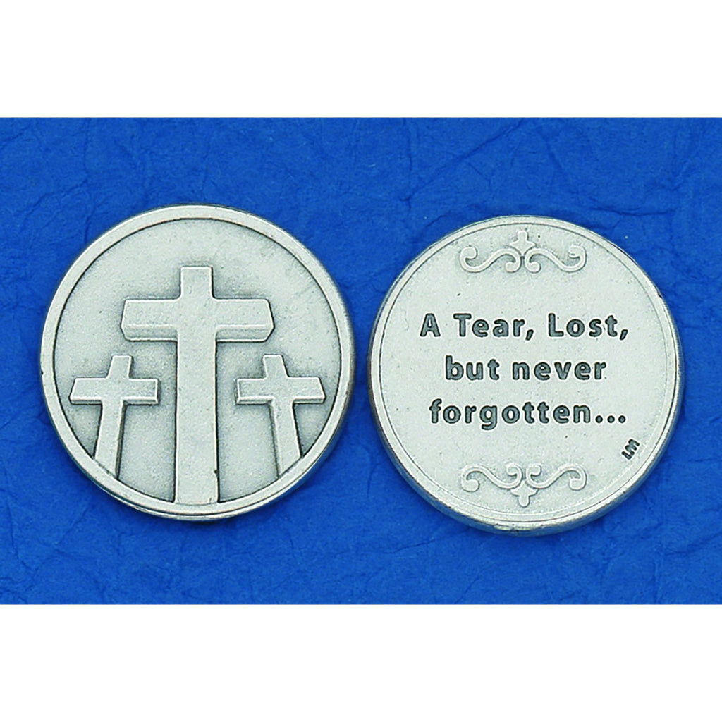 Italian Token - A Tear Lost - Pack of 25