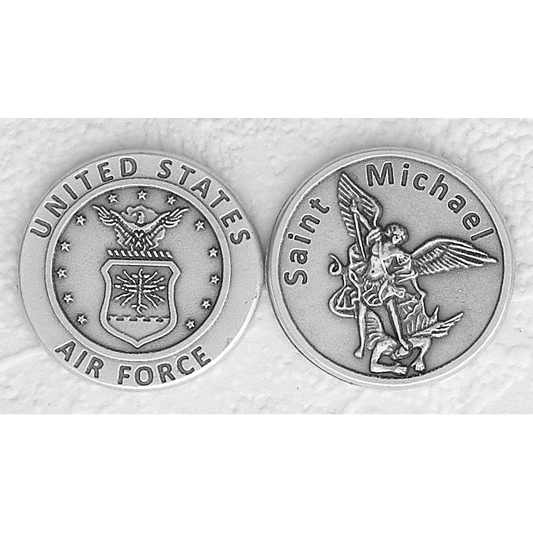 US Air Force / St. Michael Italian Token