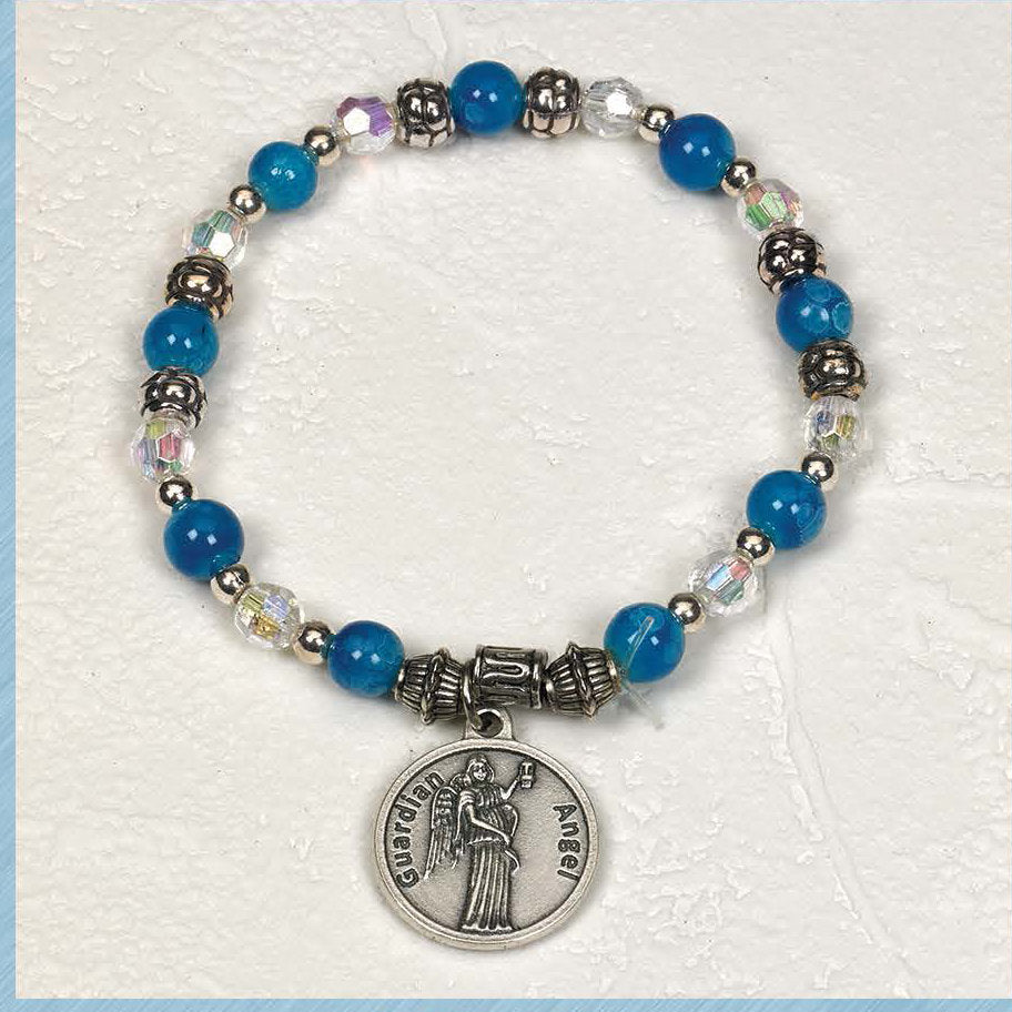 Guardian Angel - Italian Charm Bracelets - Pack of 4