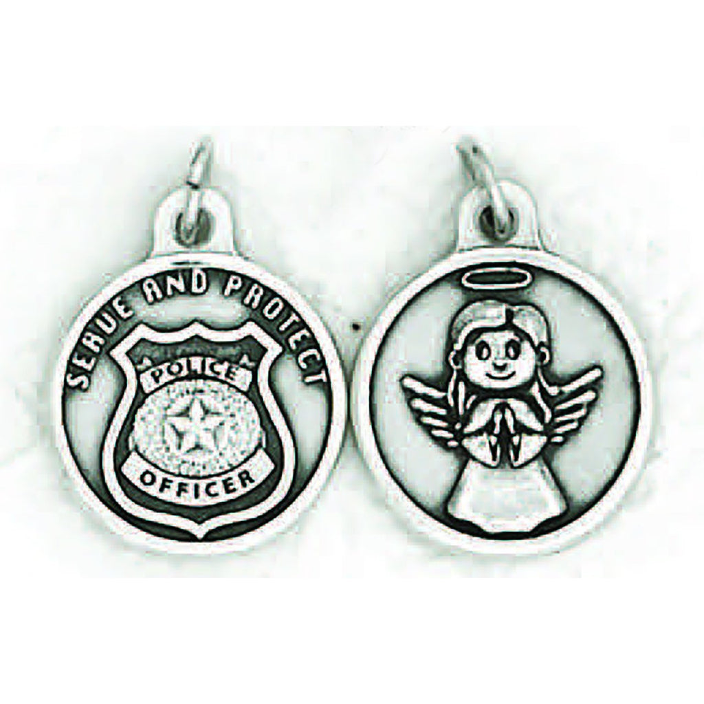 Guardian Angel - Serve and Protect Medal - Pack of 25