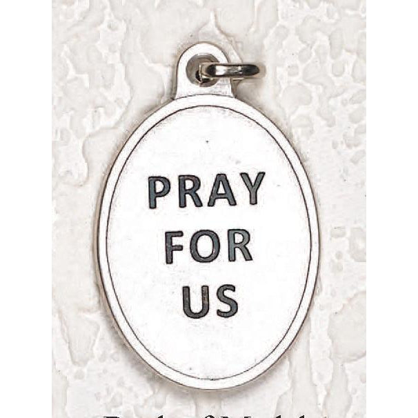 Saint Francis Double Sided Medal - 1-1/2 Inch - 4 Options