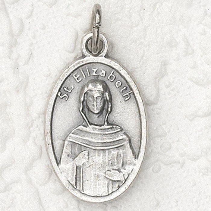 St. Elizabeth Pray for Us Medal - 4 options