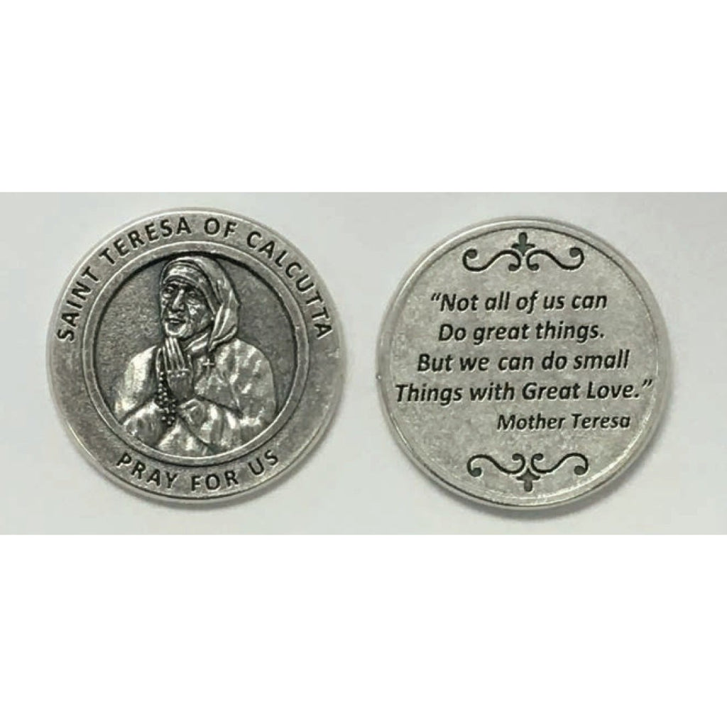 Italian Token - Saint Teresa of Calcutta