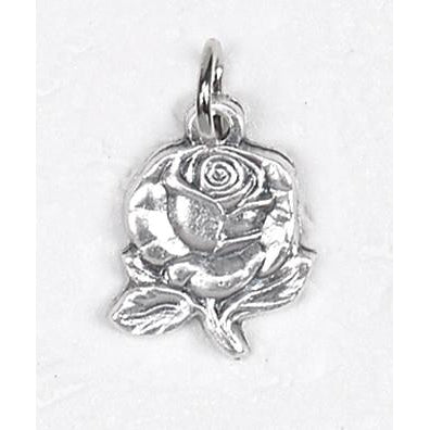 Rose Petal Silhouette Medal - 4 Options