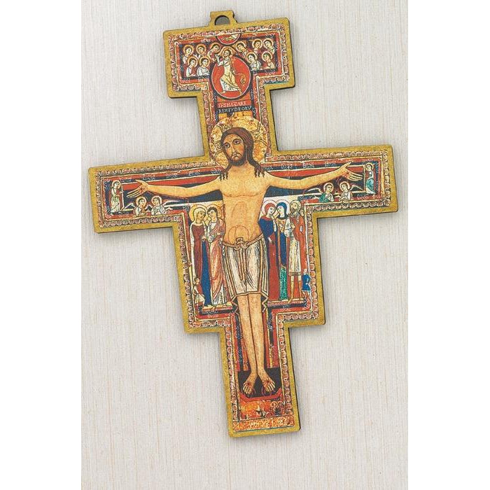 San Damiano Cross - 4 Sizes