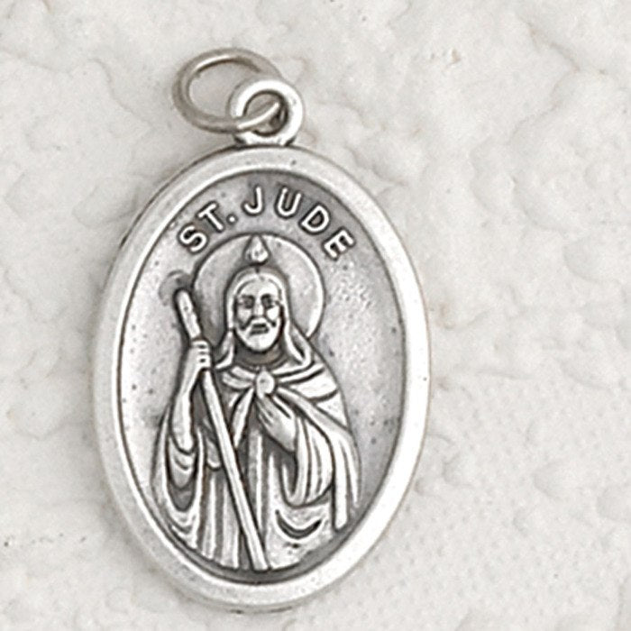 St Jude Pray for Us Medal - 4 Options