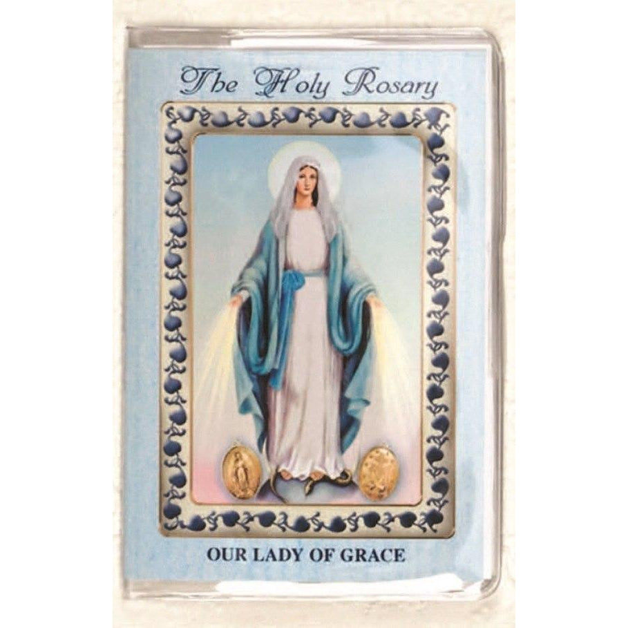 Lady Of Grace - How to Pray the Rosary Booklet