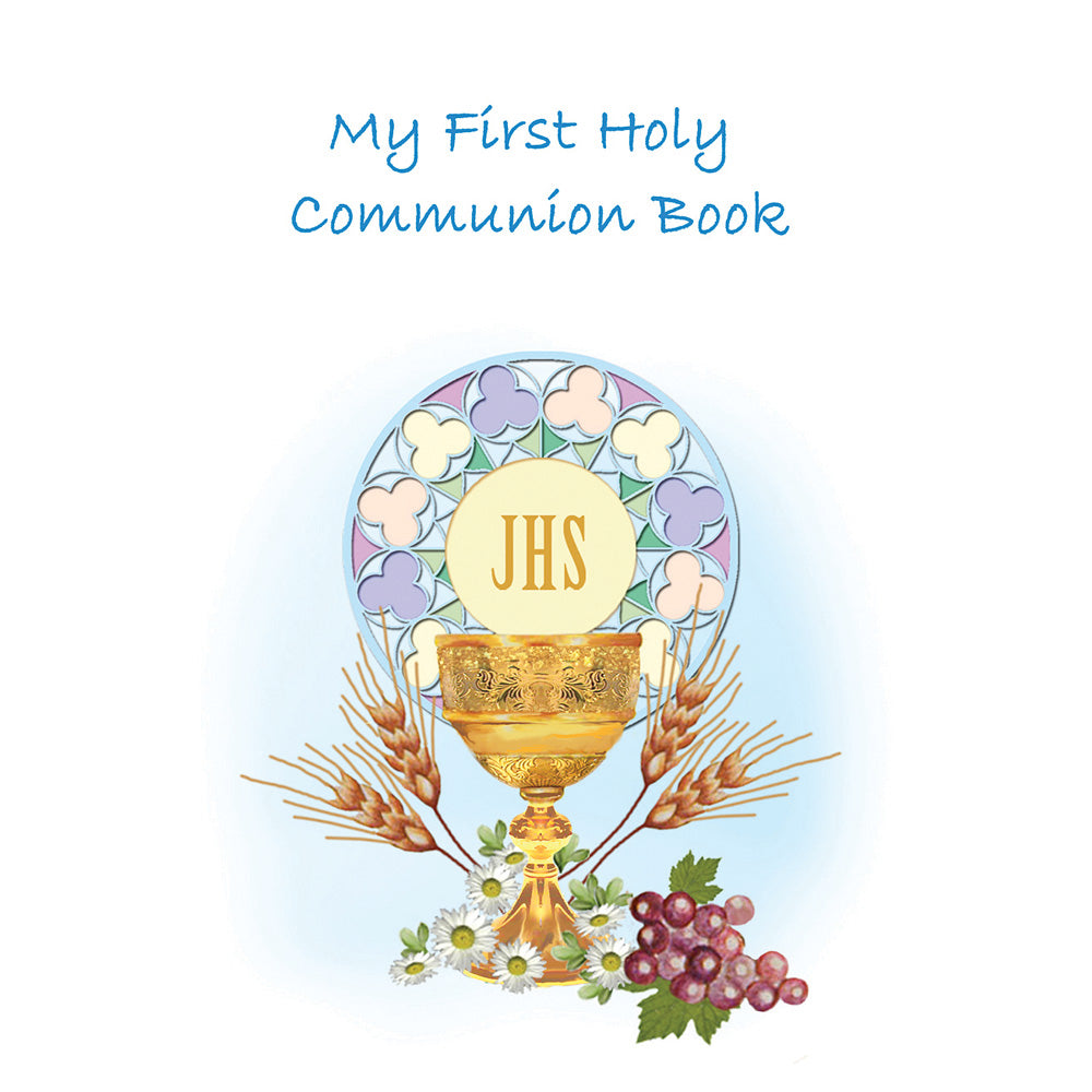 My First Holy Communion Rosary Book - Girl
