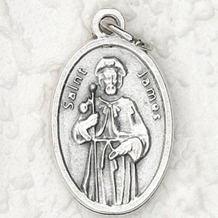 St. James Pray for Us Medal - 4 Options