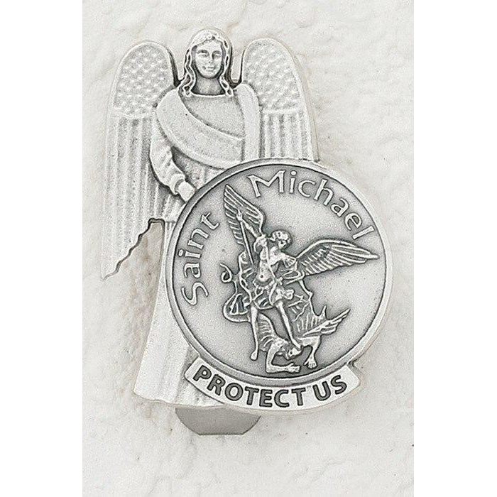 Saint Michael - Visor Clip - Pack of 3