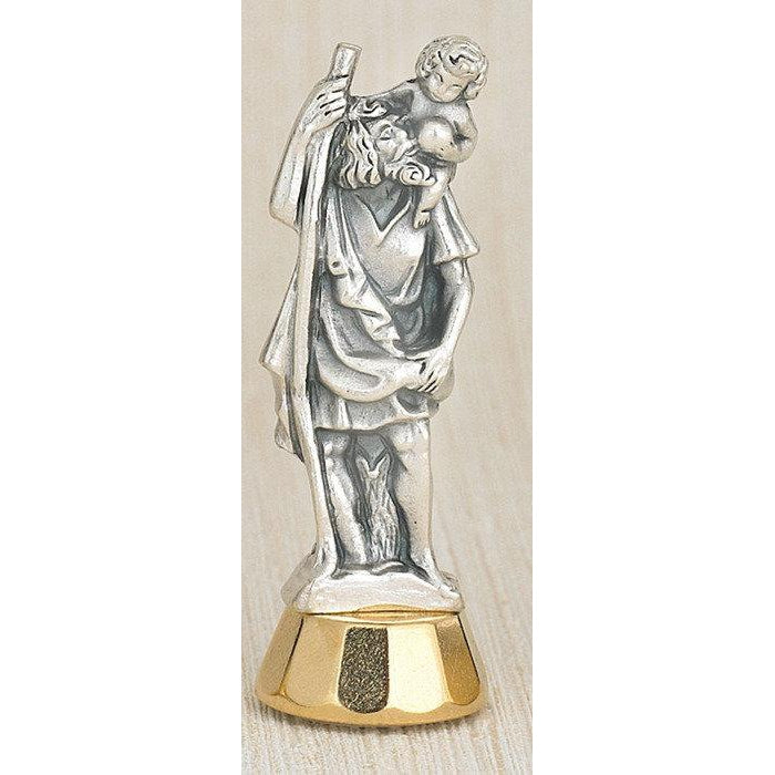 Saint Christopher Car Statue  - Pack of 6